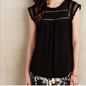 Anthropologie Meadow Rue Nellore Blouse
